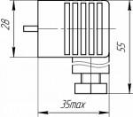 Электрическое присоединение код GSP