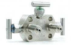 3-, 5- клапанные блоки с прямым подключением к импульсным линиям БКН3-11, БКН5-115