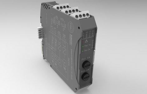 Модуль питания и контроля шины TBUS ЭнИ-610