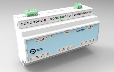 Модуль вывода дискретных сигналов ЭнИ-702Р