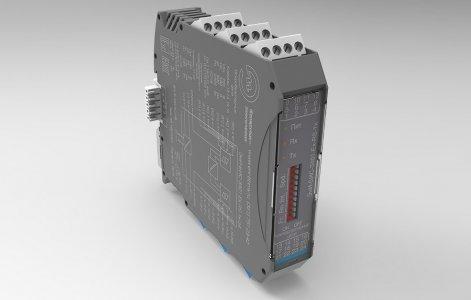 Барьер искрозащиты ЭнИ-БИС-3401-Ех-RS