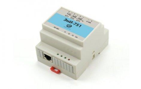 Измеритель тока 4-20 мА трехканальный ЭнИ-751