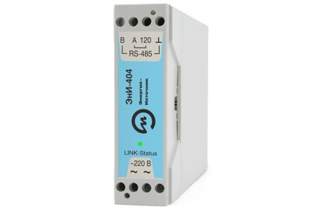 Преобразователь интерфейсов ЭнИ-404 (BLUETOOTH-RS-485)