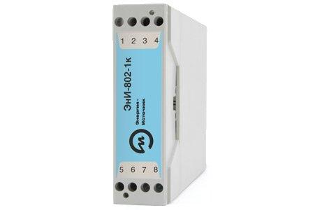 Преобразователи измерительные многоканальные ЭнИ-802