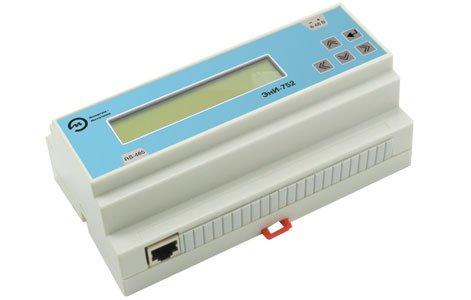 Текстовый индикатор оператора с клавиатурой ЭнИ-752 для ПЛК